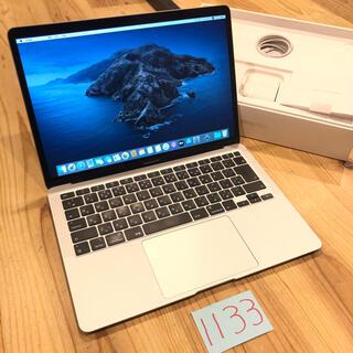 Mac (Apple) - 美品 付属品完備 MacBook air 13インチ 2020