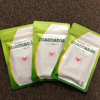 ママニック 葉酸サプリ 3袋(その他)