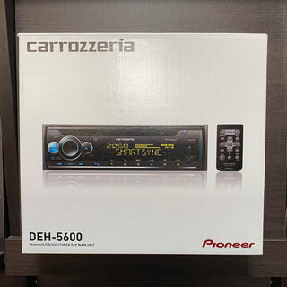 パイオニア(Pioneer)のcarrozzeria DEH-5600(カーオーディオ)