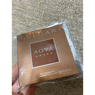 ブルガリ(BVLGARI)のブルガリ AQVA AMARA 香水(香水(男性用))