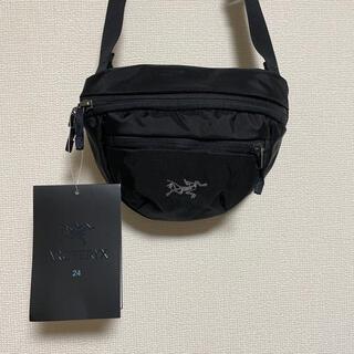 ARC'TERYX - ARC'TERYX/Maka 1 Waistpack/マカ2/ブラック/未使用