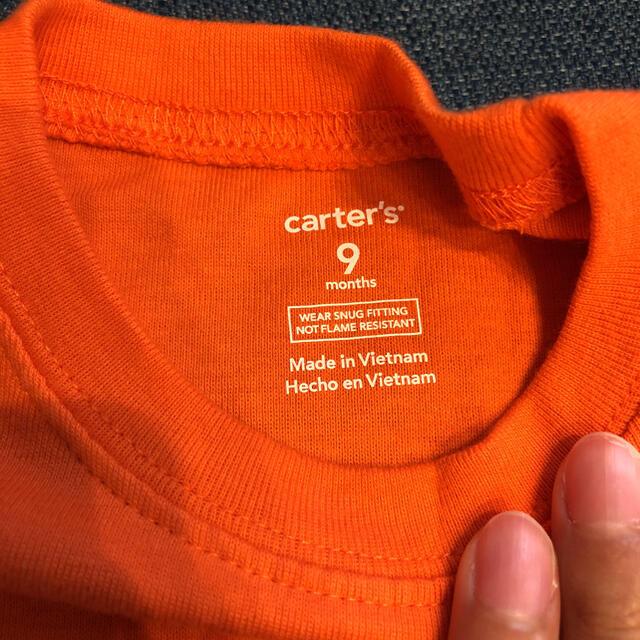 carter's(カーターズ)の【sold out】カーターズTシャツ キッズ/ベビー/マタニティのベビー服(~85cm)(Tシャツ)の商品写真