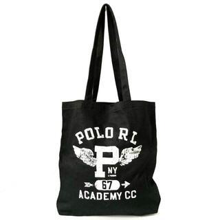 POLO RALPH LAUREN - ポロラルフローレン トートバッグ美品