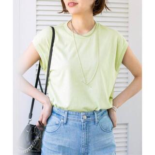 IENA - 新品 イエナ オーラリー SEAMLESS スリーブレスクルーネックTシャツ