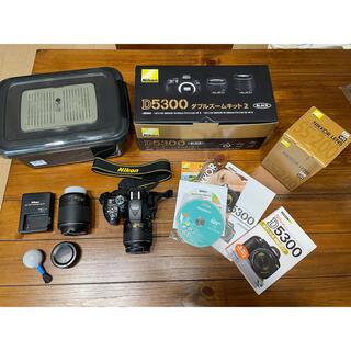 Nikon - D5300 Nikon ダブルズームキット