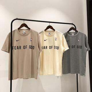 FEAR OF GOD - essentials/FEAR OF GOD 半袖Tシャツ-z05