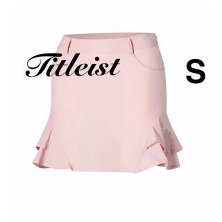 タイトリスト(Titleist)の❗️即完売色 ピンク S サイズ 残り僅かです❗️(ウエア)