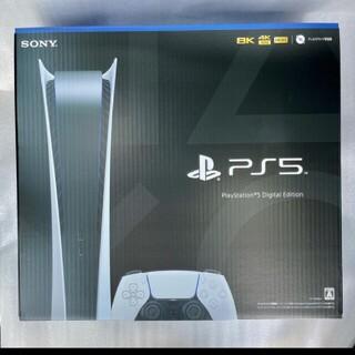 SONY - PlayStation 5 digital edition プレイステーション5