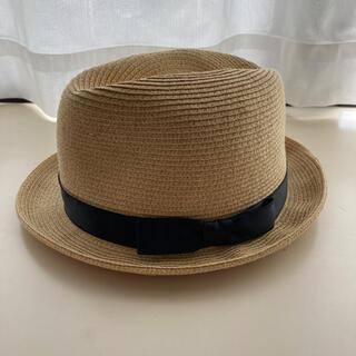 ユニクロ(UNIQLO)のユニクロ 麦わら帽子 ストローハット(麦わら帽子/ストローハット)
