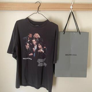 Balenciaga - 【美品】balenciaga  スピードハンター tシャツ  xs