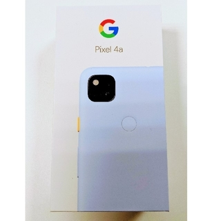 Google Pixel - Googlepixel4a/128G/barely blue