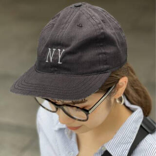 L'Appartement DEUXIEME CLASSE - 【COOPERS TOWN/クーパーズタウン】NY キャップ AP STUDIO