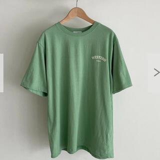 トゥデイフル(TODAYFUL)のキャナルジーン  Tシャツ(Tシャツ(半袖/袖なし))