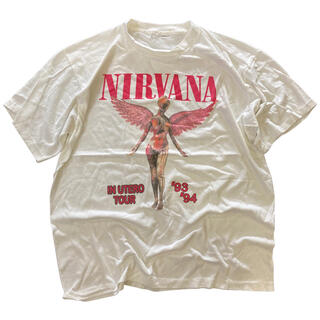 【希少】Nirvana ニルヴァーナ Tシャツ