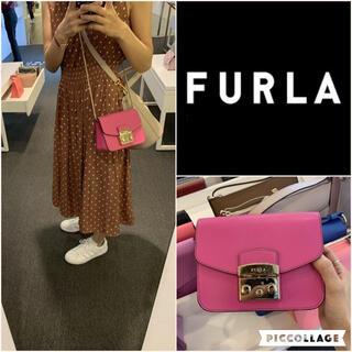 フルラ(Furla)の超レアカラー♡破格セール【FURLA】 メトロポリス クロスボディバッグ(ショルダーバッグ)