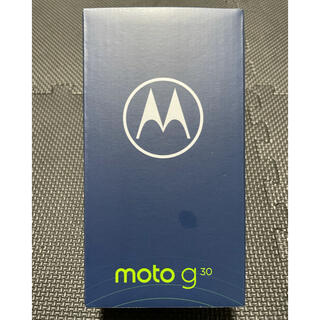 Motorola - Motorola moto g30 ダークパール 4GB 128GB