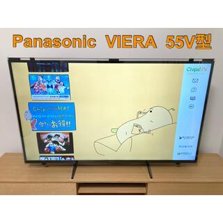 Panasonic - Panasonic 55型4K液晶テレビ(2020年製)