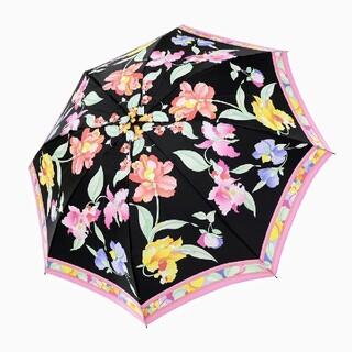 LEONARD - 新品未使用 新作 レオナール ファッション 晴雨兼用傘 ブラック