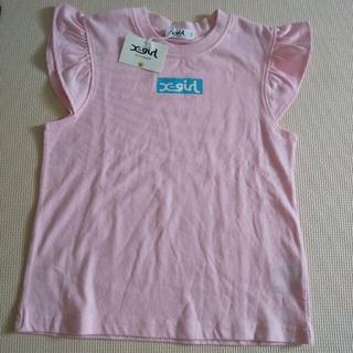 エックスガール(X-girl)の新品タグ付き エックスガール Tシャツ 130cm(Tシャツ/カットソー)