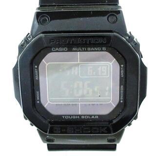 CASIO - カシオ 腕時計美品  - GW-M5610BB メンズ