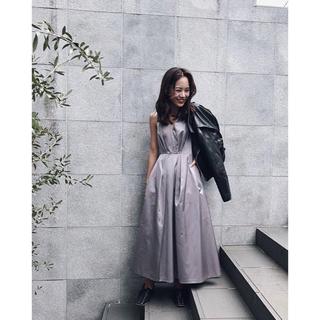 Ameri VINTAGE - アメリヴィンテージ LADY TUCK FLARE DRESS