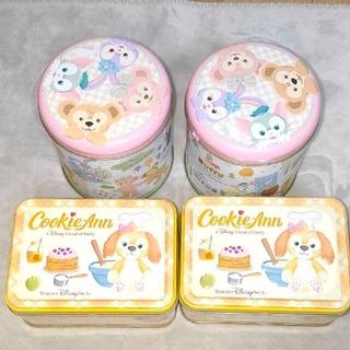Disney - 東京ディズニーシー お菓子  4点セット ダッフィー&フレンズ チョコレート