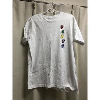 ジーユー(GU)のローリング・ストーンズGUコラボ Tシャツ(Tシャツ/カットソー(半袖/袖なし))