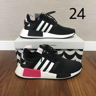 アディダス(adidas)の【24cm】adidas marimekko NMD_R1 W(スニーカー)