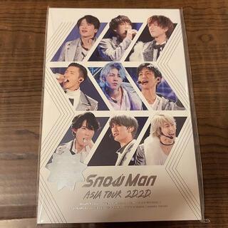 Johnny's - Snow Man ASIA TOUR 2D.2D. 〈通常盤〉