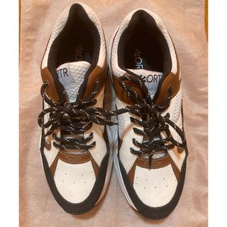 オリエンタルトラフィック(ORiental TRaffic)のオリエンタルトラフィック ダッドスニーカー レディース 大きいサイズ 靴(スニーカー)