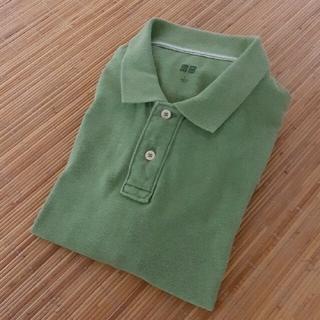 ユニクロ(UNIQLO)の半袖 ポロシャツ【L】UNIQLO(ポロシャツ)