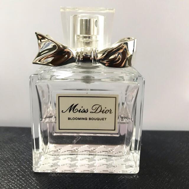 Dior(ディオール)の【Dior】香水50ml  Miss Dior Blooming bouquet コスメ/美容の香水(香水(女性用))の商品写真