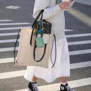 新品 ayako Flat Tote Bag HANPU アヤコバックA4サイズ