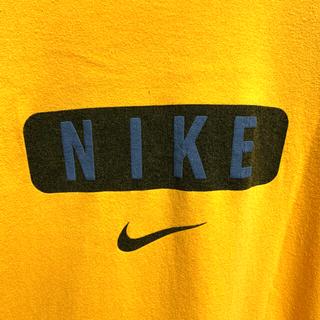 ナイキ(NIKE)の90s NIKE ナイキ スモールスウッシュ ロゴTシャツ(Tシャツ/カットソー(半袖/袖なし))