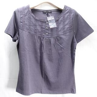 ローラアシュレイ(LAURA ASHLEY)のLaura Ashley Tシャツ レディース ブラック(Tシャツ(半袖/袖なし))