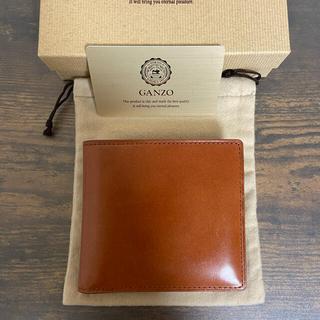 GANZO - ガンゾ二つ折り財布