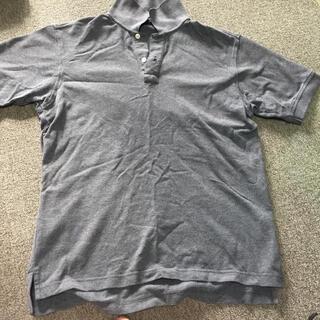 ユニクロ(UNIQLO)のユニクロ ポロシャツ メンズ M(ポロシャツ)
