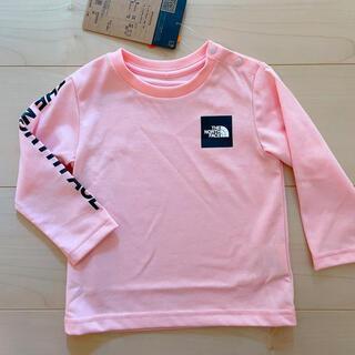 THE NORTH FACE - ノースフェイス  ロンT  Tシャツ ベビー 新品未使用