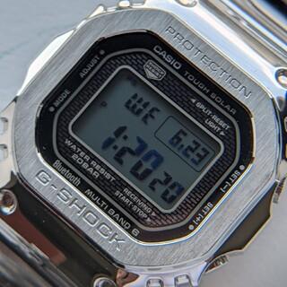 ジーショック(G-SHOCK)のCASIO G-Shock GMW-B5000フルメタル(腕時計(デジタル))