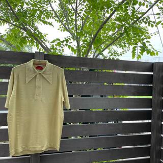 ビューティアンドユースユナイテッドアローズ(BEAUTY&YOUTH UNITED ARROWS)のvintage ニットポロシャツ KINGS ROAD Sears(ポロシャツ)