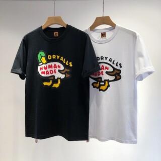 ジーディーシー(GDC)のHuman Made tシャツ 白黒2点(Tシャツ/カットソー(半袖/袖なし))