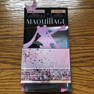 MAQuillAGE - 【新品】マキアージュ セーラームーン ケース