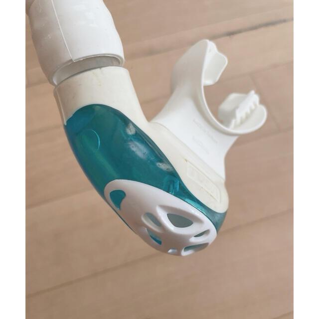 TUSA(ツサ)のTUSASP175 プラチナ2 ハイパードライ スノーケルLB スポーツ/アウトドアのスポーツ/アウトドア その他(マリン/スイミング)の商品写真