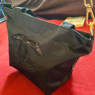CHANEL - CHANEL ノベルティ バッグ ショルダーバッグ正規品タグあり
