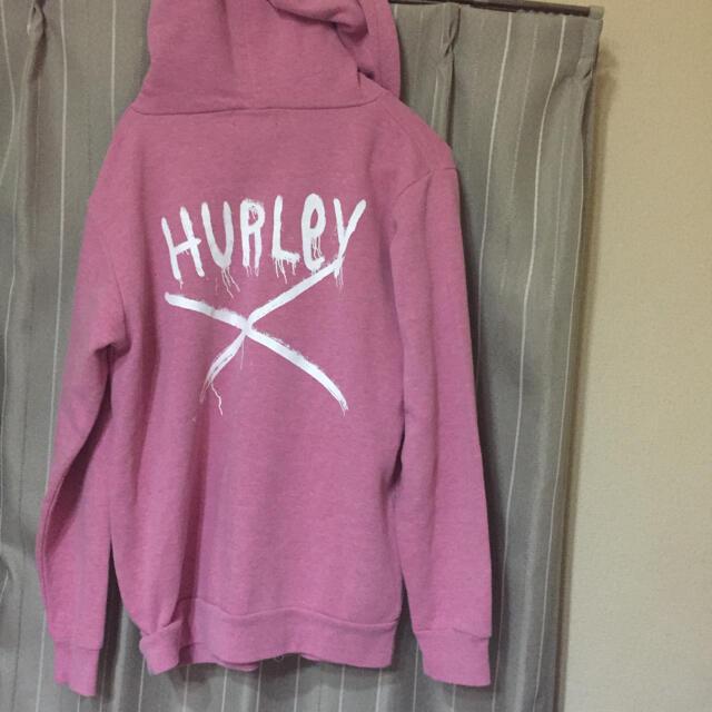 Hurley(ハーレー)の希少 ハーレー パーカー タキング グラフィティー パーカー メンズのトップス(パーカー)の商品写真