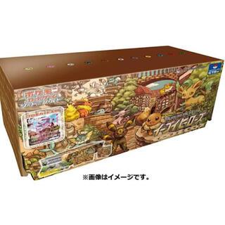 ポケモン(ポケモン)のポケモンカードゲーム ソード&シールド  イーブイヒーローズ イーブイズセット(Box/デッキ/パック)