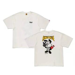 ジーディーシー(GDC)のHUMAN MADE×GirlsDon't Cry T-shirts(Tシャツ/カットソー(半袖/袖なし))