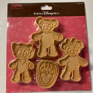 ダッフィー(ダッフィー)のスウィート・ダッフィー クッキー型セット(調理道具/製菓道具)