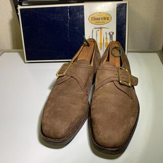 Church's - 美品 church's  2000年モデル チャーチ ドレスシューズ   革靴