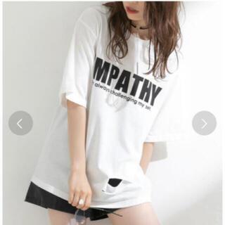 新品 newlyme Tシャツ ♡